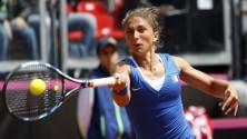 Errani ko con Serena Pennetta fa il 2 a 2 Decisivo il doppio