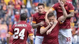 La Roma per il 2° posto     Segui le partite in diretta