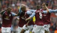Aston Villa in finale con l'Arsenal Liverpool sogna poi va ko