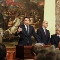 """Strage migranti, Renzi chiede Consiglio Europeo straordinario: """"L'Italia lavora in..."""