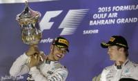 Hamilton, un altro trionfo Raikkonen è secondo   foto