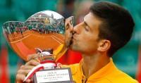 Djokovic re di Montecarlo Berdych cede dopo tre set