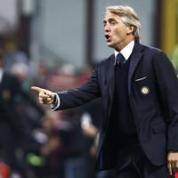 Inter, Mancini: 'Milan fortunato, ci manca un rigore'