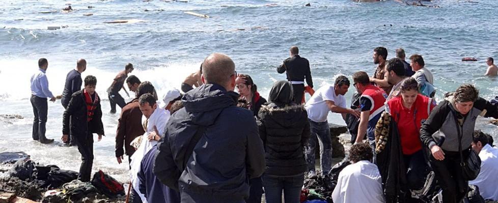Rodi, naufraga barcone con 200 migranti. Oim: nuovo sos da tre barche al largo della Libia