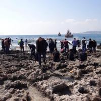 Naufragio a Rodi: almeno 200 migranti a bordo