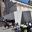 """Torino, l'imam a ostensione della Sindone: """"Qui per dare segnale di vicinanza   video   dei musulmani ai cristiani"""""""