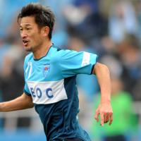 Eterno Miura, ancora in gol a 48 anni