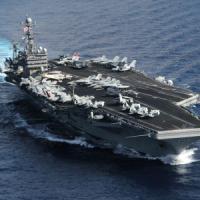 Portaerei Usa in Yemen per bloccare cargo di armi iraniane