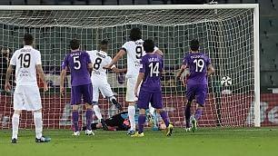 Fiorentina ko in casa    foto    Verona segna al 90°