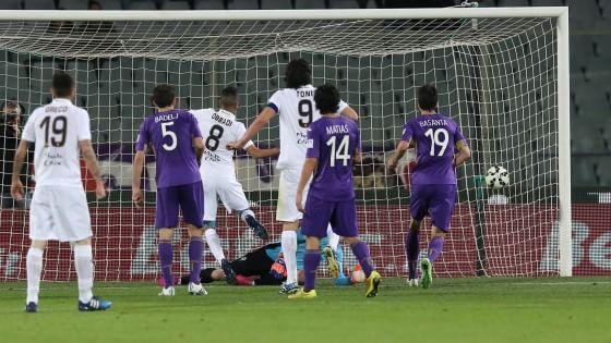 Fiorentina-Verona 0-1: Obbadi punisce Montella, Hellas ormai salvo