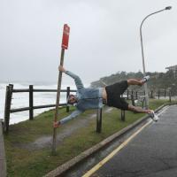 Vento a 135 km orari e piogge torrenziali: Sydney in ginocchio
