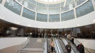 Vetro e acciaio: così l'hub cambia look per l'Expo    video