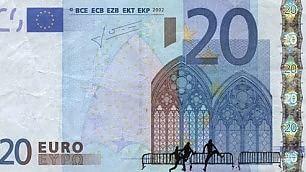 La crisi disegnata sulle banconote Rapine, miseria e amore in Grecia