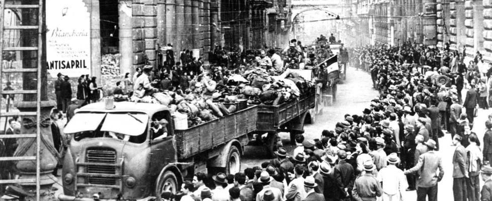 25 aprile, 70 anni dopo. Il coraggio di essere liberi. Film, dibattiti e memoria sulla Resistenza