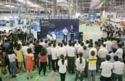 Mezzo milione di Vespa  dallo stabilimento vietnamita