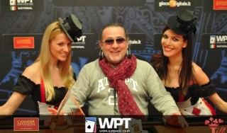 Chieregato supera i big al Wpt National di Venezia