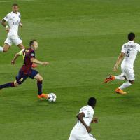 Barcellona-Psg, il film della partita