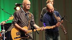 Ruggeri e Di Battista insieme 'Sweet Jane', omaggio a Lou Reed