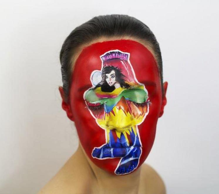 La musica ci mette la faccia: il viso diventa una cover