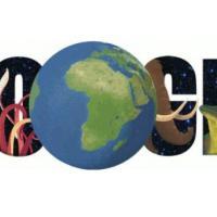 La Giornata della Terra compie 45 anni, tutti i doodle di Google