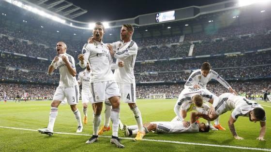 Allenamento calcio Atlético de Madrid nazionali