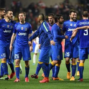 Juventus, una serata memorabile