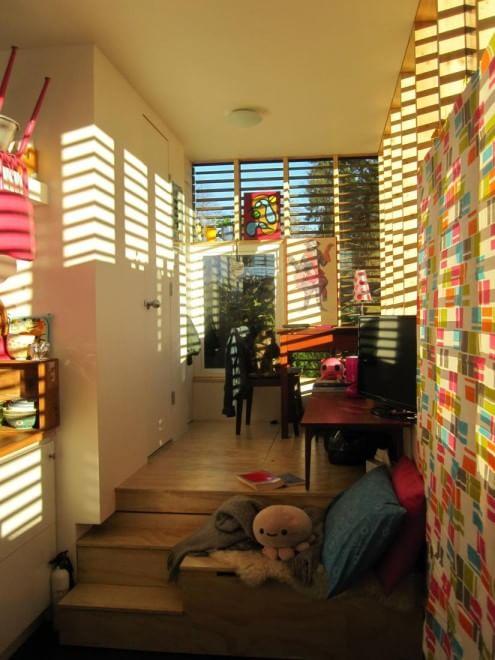 Vivere in una mini casa tutti i comfort in soli 17 metri - Valutazione metri quadri casa ...