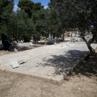 Malta, cimitero dell'Addolorata: lo spazio riservato ai migranti senza nome