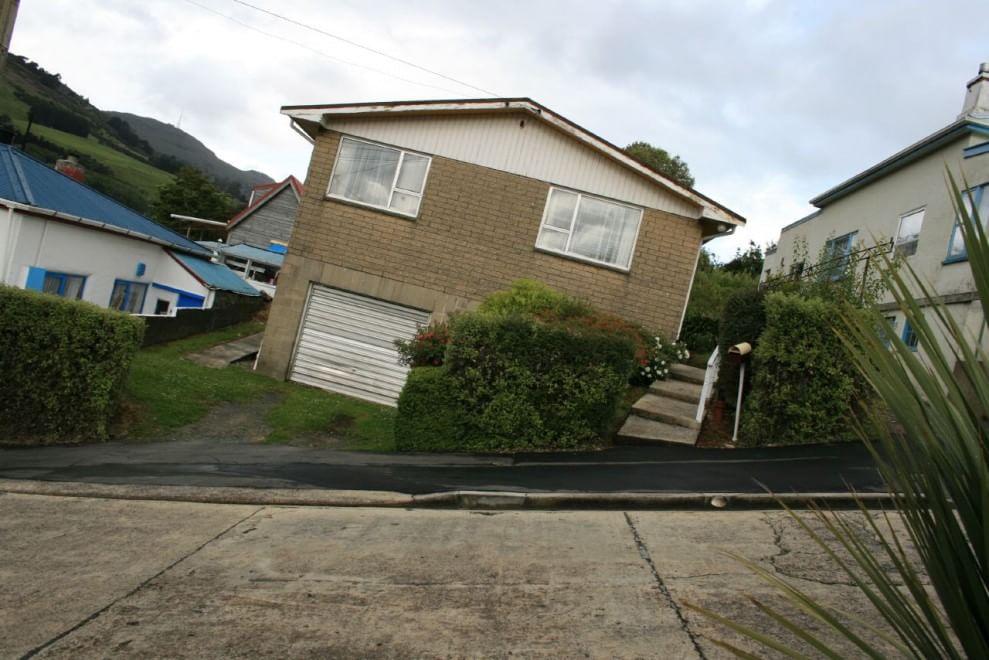 Nuova Zelanda Pendenza Massima Al 35 Ecco La Strada Più Ripida