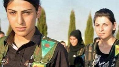 Decise, affidabili e temute dal nemico se in guerra combattono le donne   foto