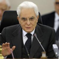 """Jobs Act, Mattarella: """"Dati iniziali ma incoraggianti"""""""