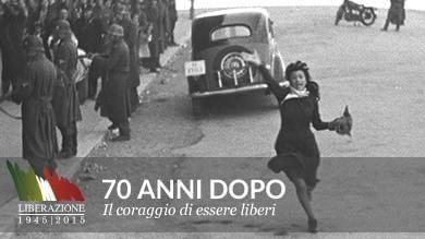 70 anni dopo, il coraggio di essere liberi
