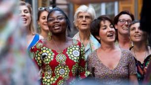 Trans, migranti e professori in coro sulle orme di De André