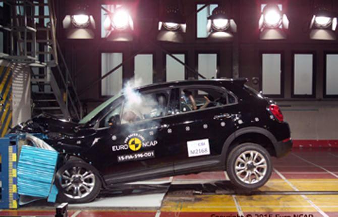 Euroncap quattro modelli sul banco di prova for Quattro stelle arredamenti prezzi