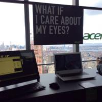 Dai notebook allo smartphone, le novità Acer nel cielo di New York