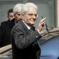 """Mattarella: """"Il mio 25 aprile. Non abbassiamo la guardia, così si riafferma la democrazia"""""""