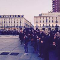 Flash mob in tutta Italia contro