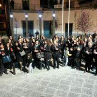 """Flash mob in tutta Italia contro """"la buona scuola"""": le foto su Twitter"""