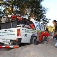 Cile, il giorno dopo l'eruzione del