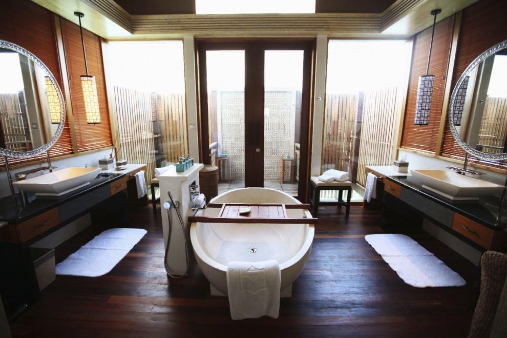Caro\' relax: il bagno è di lusso - Repubblica.it