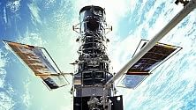 Auguri Hubble, l'occhio dell'uomo nello spazio ha compiuto 25 anni /   Foto