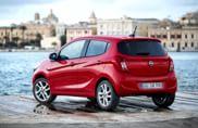 Opel Karl, parte la prevendita