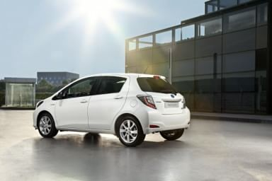 Toyota Yaris Hybrid, bestseller a Roma e Milano