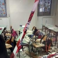 Scuola: sfiorata tragedia a Canicattì, studente colpito da finestra. Crollo anche a...