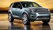 Discovery Sport, la Land Rover più furba -   Foto