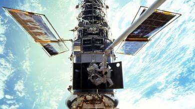 Buon compleanno Hubble /   Le immagini