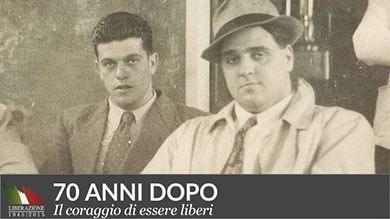 Un rugbista romano scoprì e catturò Mussolini in fuga a Dongo
