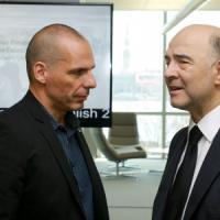 """Moscovici: """"La Grecia resterà nell'euro, non c'è piano B"""""""