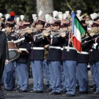 "25 aprile, 70 anni di libertà. Mattarella: ""Democrazia è anche lotta a curruzione...."