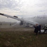 Istanbul, atterraggio d'emergenza di un aereo Turkish Airlines partito da Milano